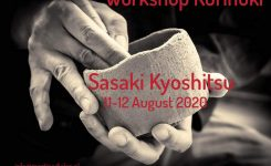 Kurinuki Workshop in Amsterdam with Yamato Kyoshitsu Sasaki on 11 and 12 August 2020